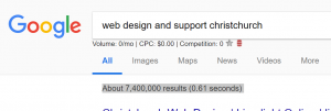 """google search """"web design and support"""""""